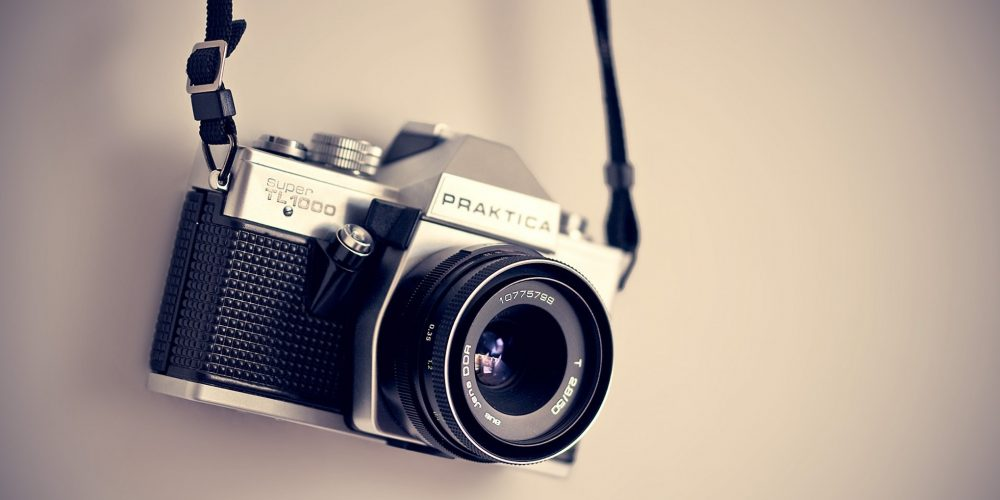 An ode to the young photographer I was back then...