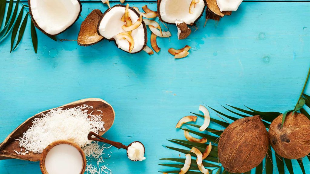 Things to know about coconut oil
